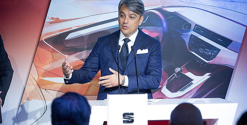 SEAT Highlights der IAA 2017
